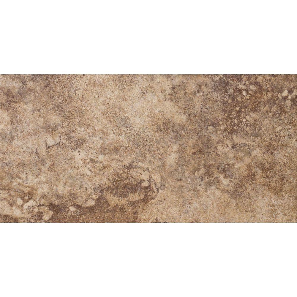 Campione 6-1/2 in. x 3-1/4 in. Andretti Porcelain Floor and Wall