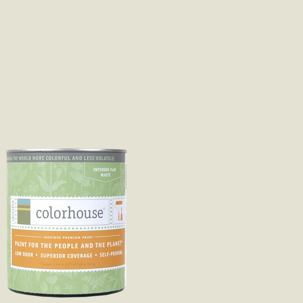 Colorhouse 1 qt. Bisque .03 Flat Interior Paint