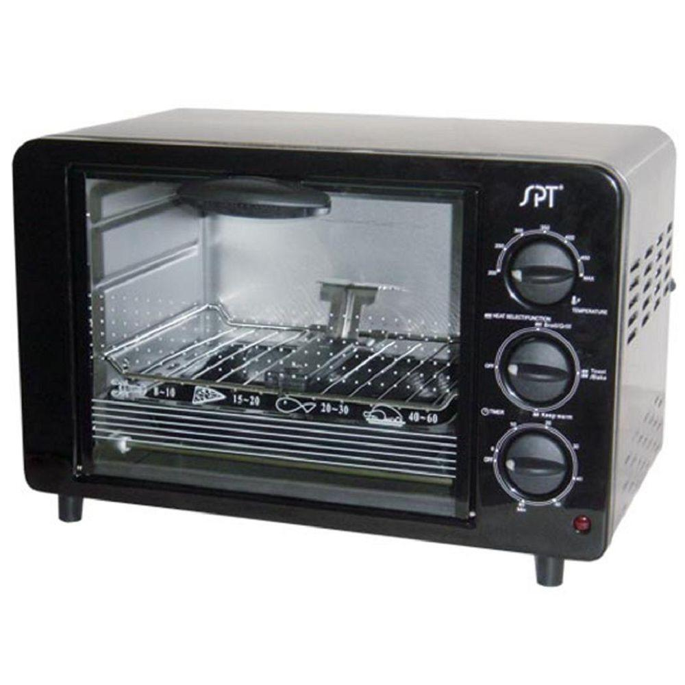 SPT 4-Slice Countertop Oven-SO-1005 - The Home Depot