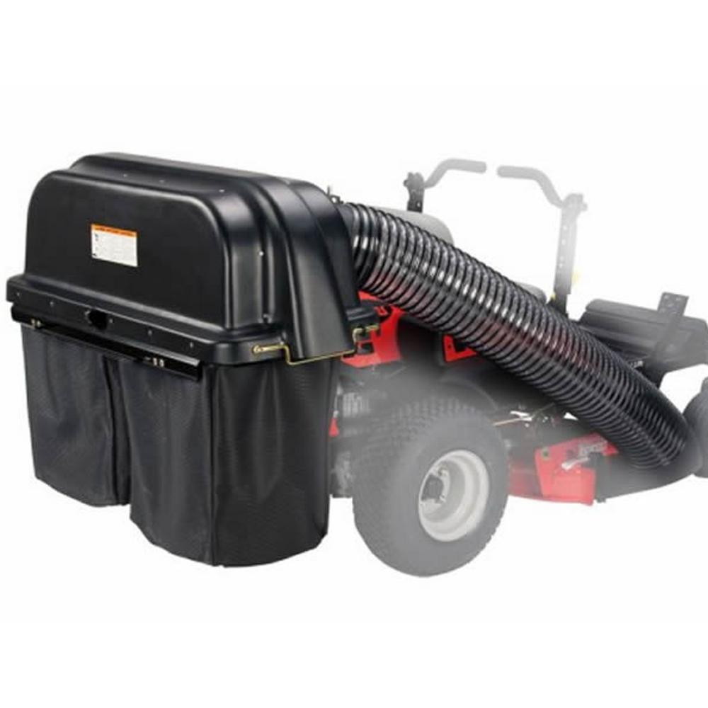 Non-Powered 2-Bucket Bagger - Fits 50 in. Zoom models