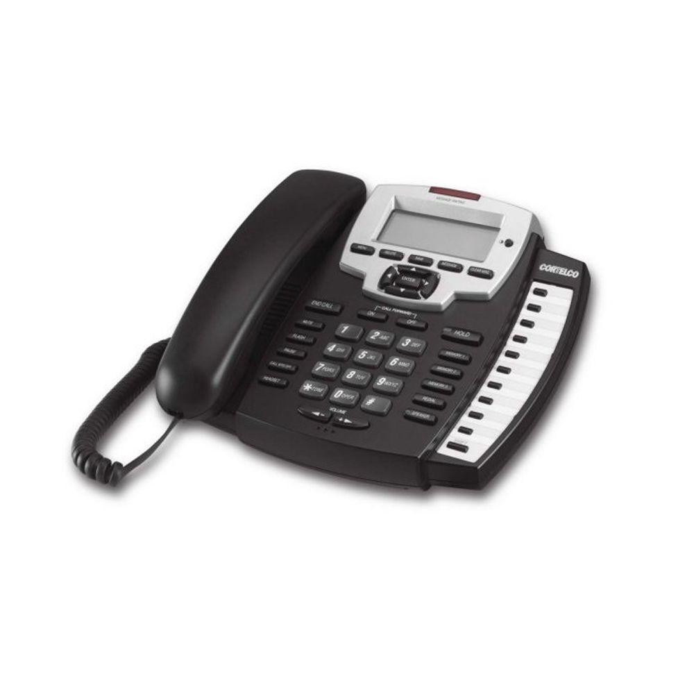 Cortelco Corded Digital Multi-Feature Telephone-ITT-9125 - The Home Depot