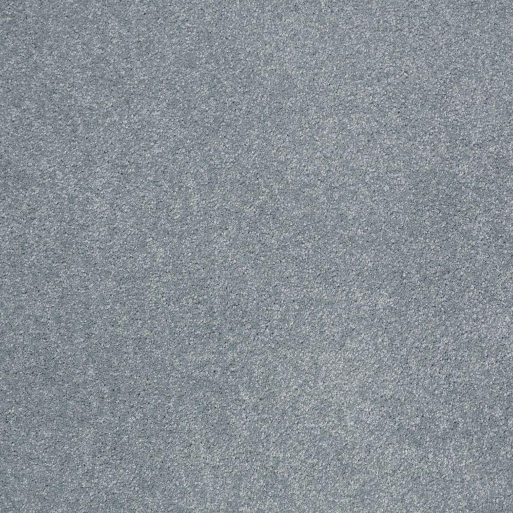 Martha Stewart Living Elmsworth - Color Blue Fir 6 in. x 9 in. Take Home Carpet Sample