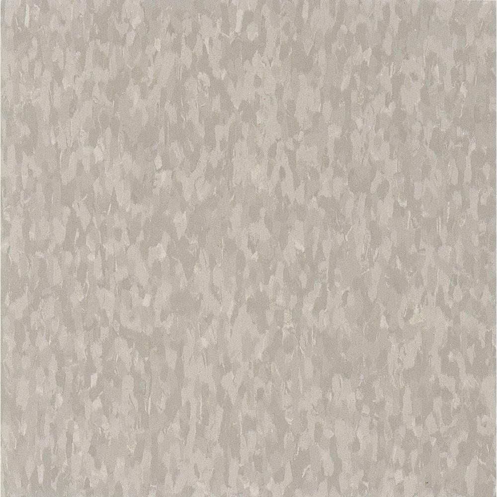 Imperial Texture VCT 12 in. x 12 in. Dusty Miller Standard