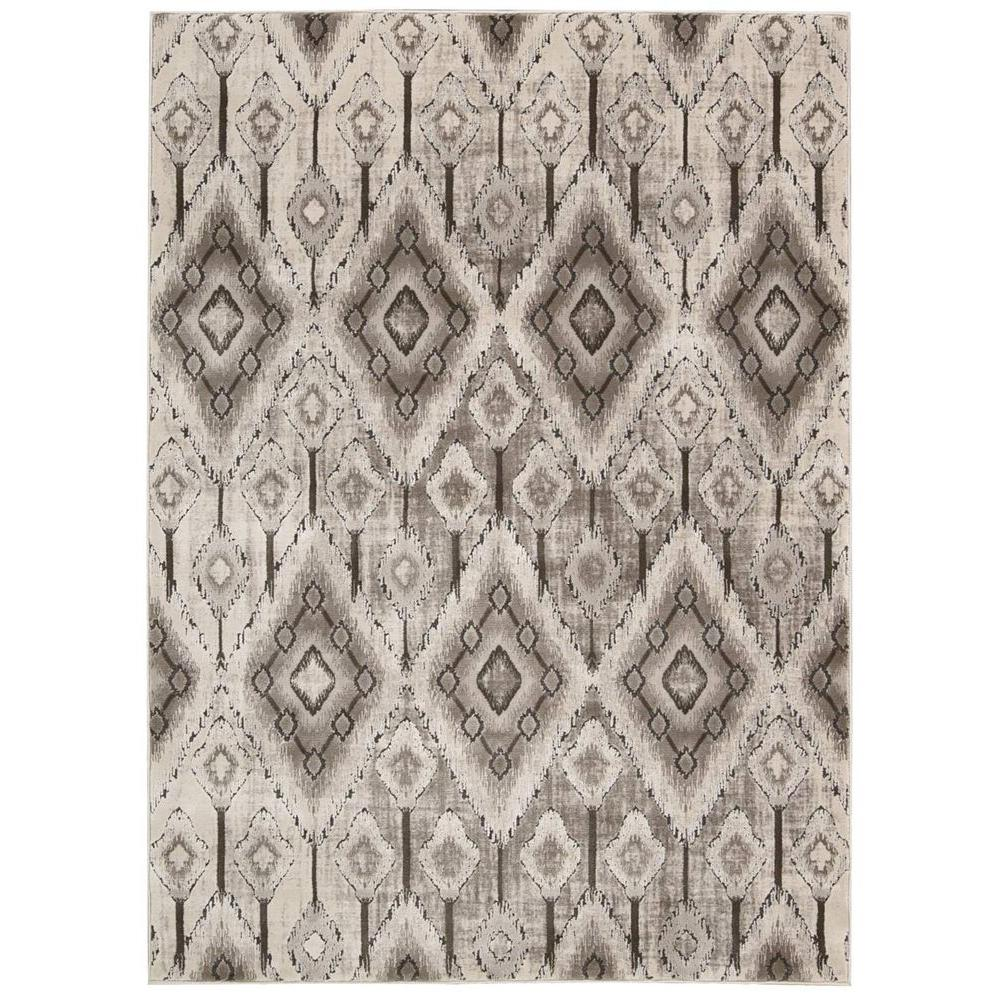 Karma Beige 7 ft. 10 in. x 10 ft. 6 in.
