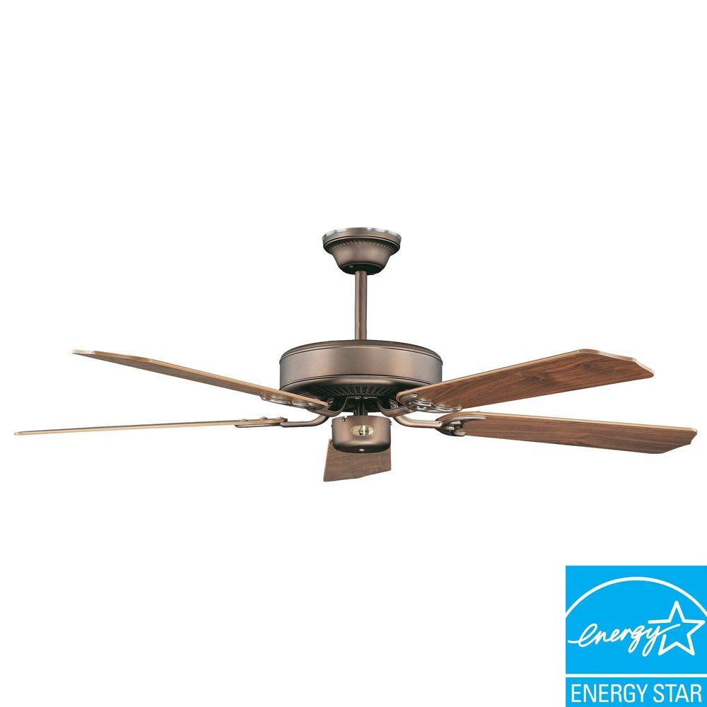 Concord Fans Non-Light Ceiling Fan Oil B Bronze-DISCONTINUED
