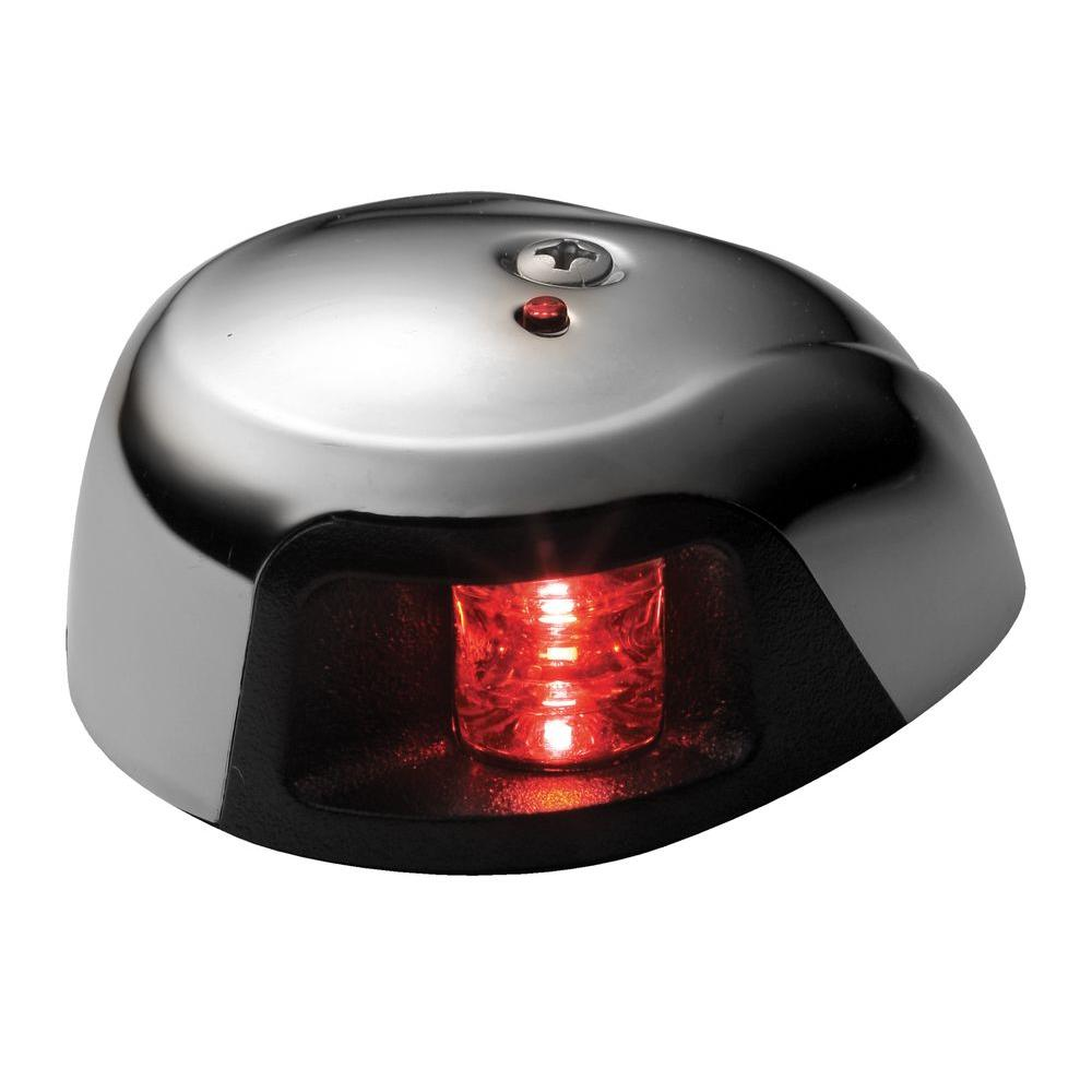 null 3500 Series Plug-In Red LED Sidelight