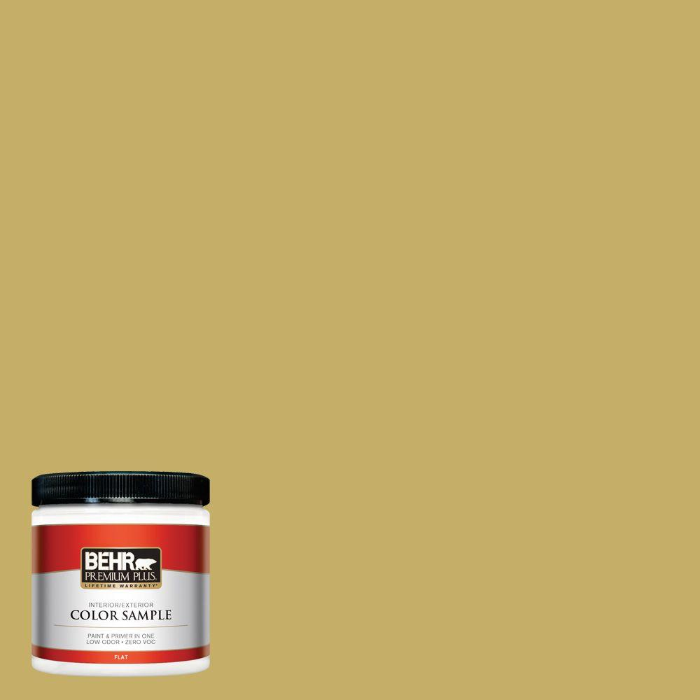 8 oz. #BIC-41 Champagne Grape Interior/Exterior Paint Sample
