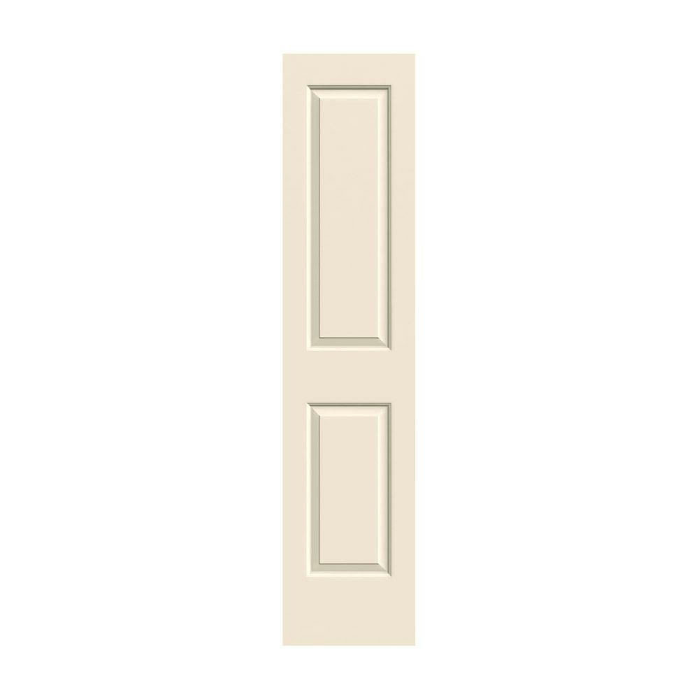 18 in. x 80 in. Cambridge Primed Smooth Solid Core Molded