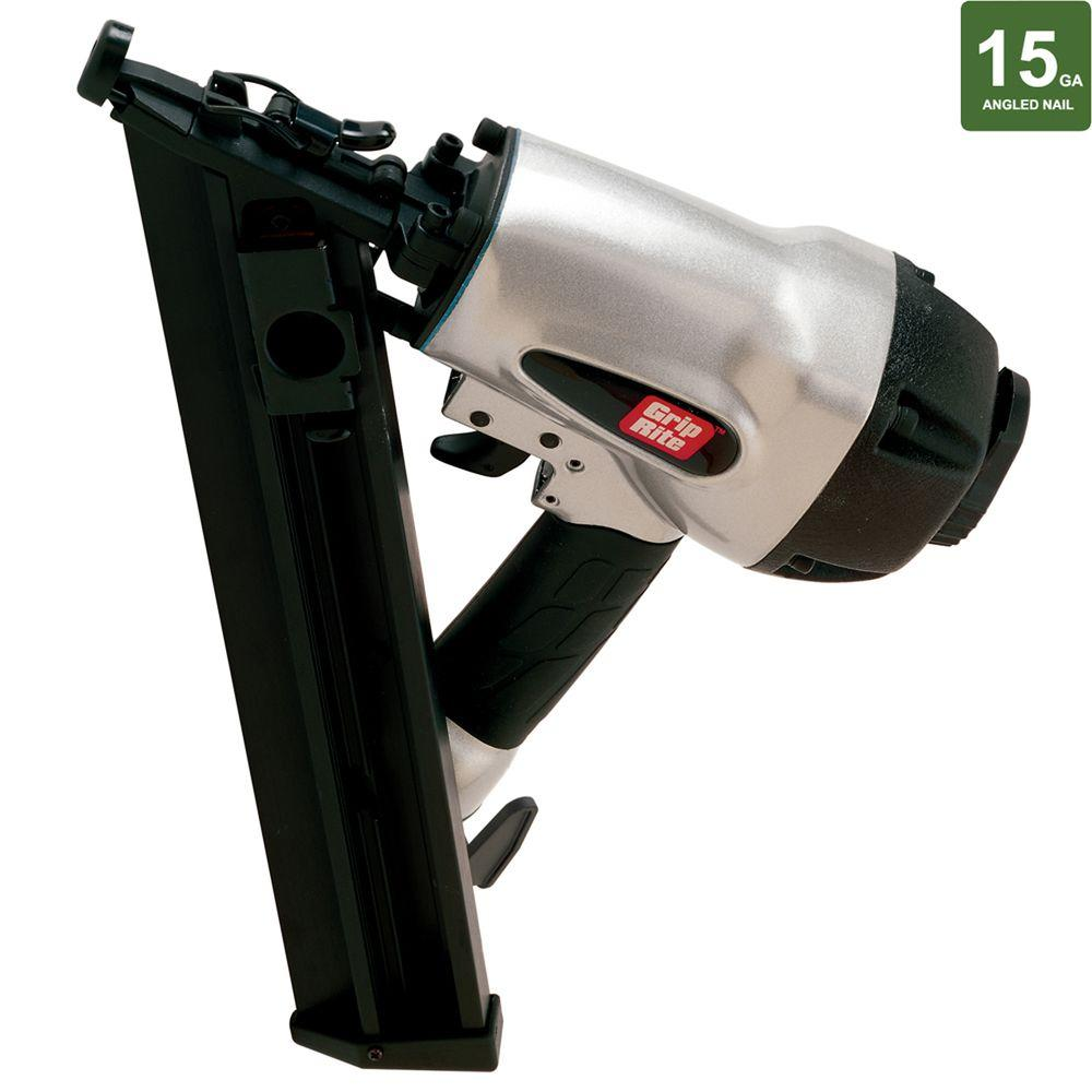 2-1/2 in. x 15-Gauge Angle Nailer