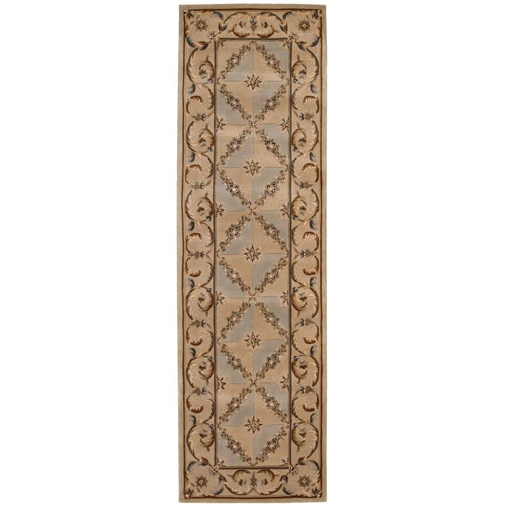 Versailles Palace Beige 2 ft. 3 in. x 8 ft. Rug