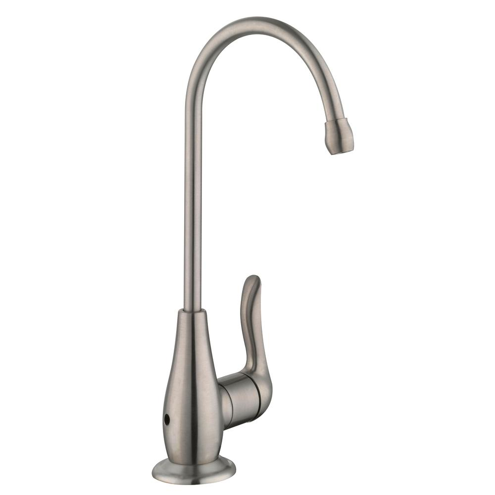 Glacier Bay 1 Handle Replacement Filtration Faucet in Chrome