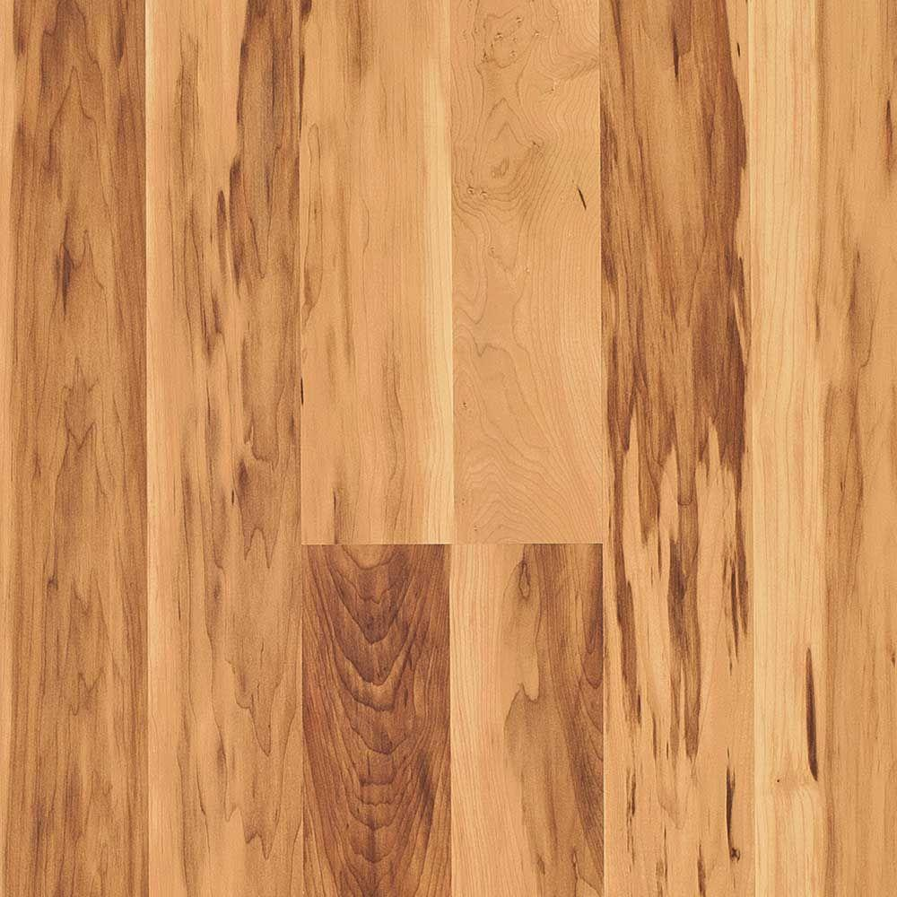 Pergo xp sugar house maple 10 mm thick x 7 5 8 in wide x for Square laminate flooring