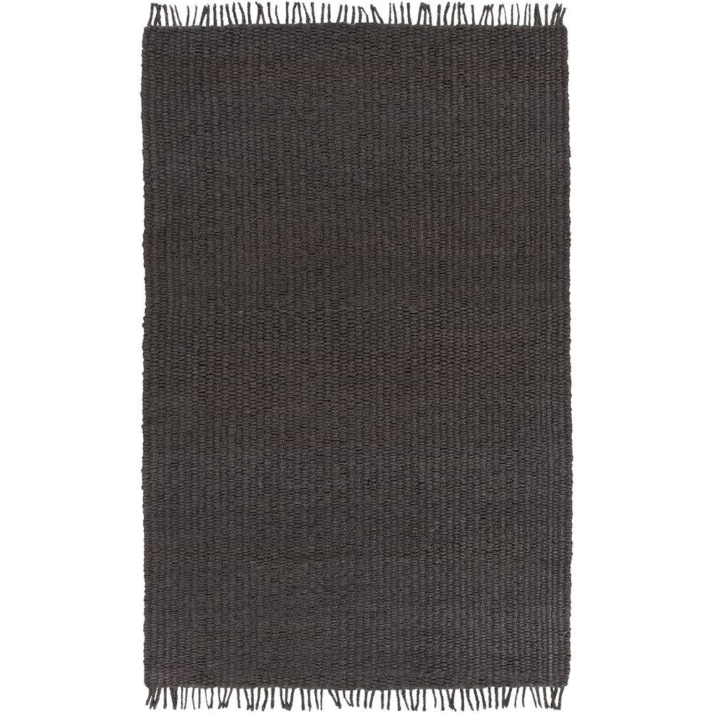Consejo Charcoal 5 ft. x 8 ft. Indoor Area Rug