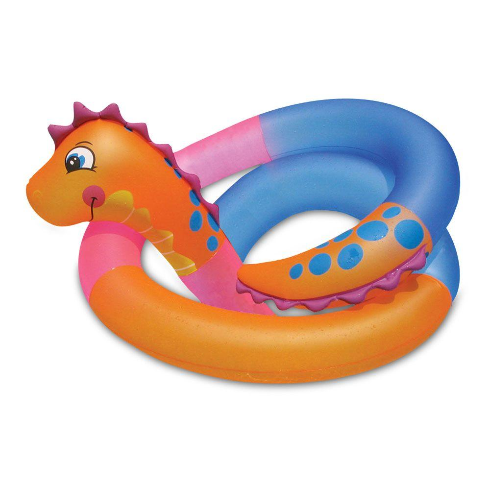 null Seahorse Twister Pool Float