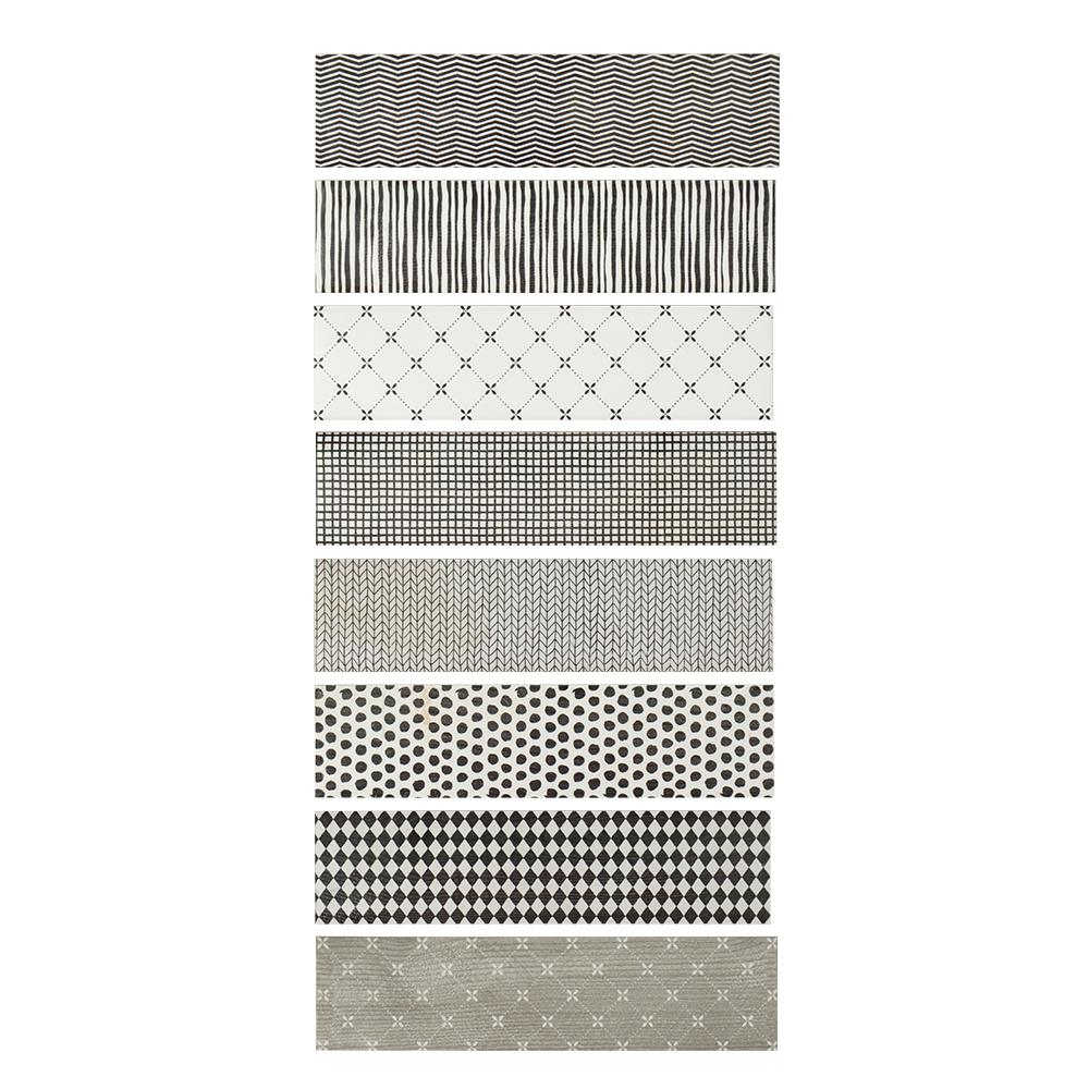 Revitalize 2-7/8 in. x 11-3/4 in. Ceramic Wall Tile (5.6301 sq.