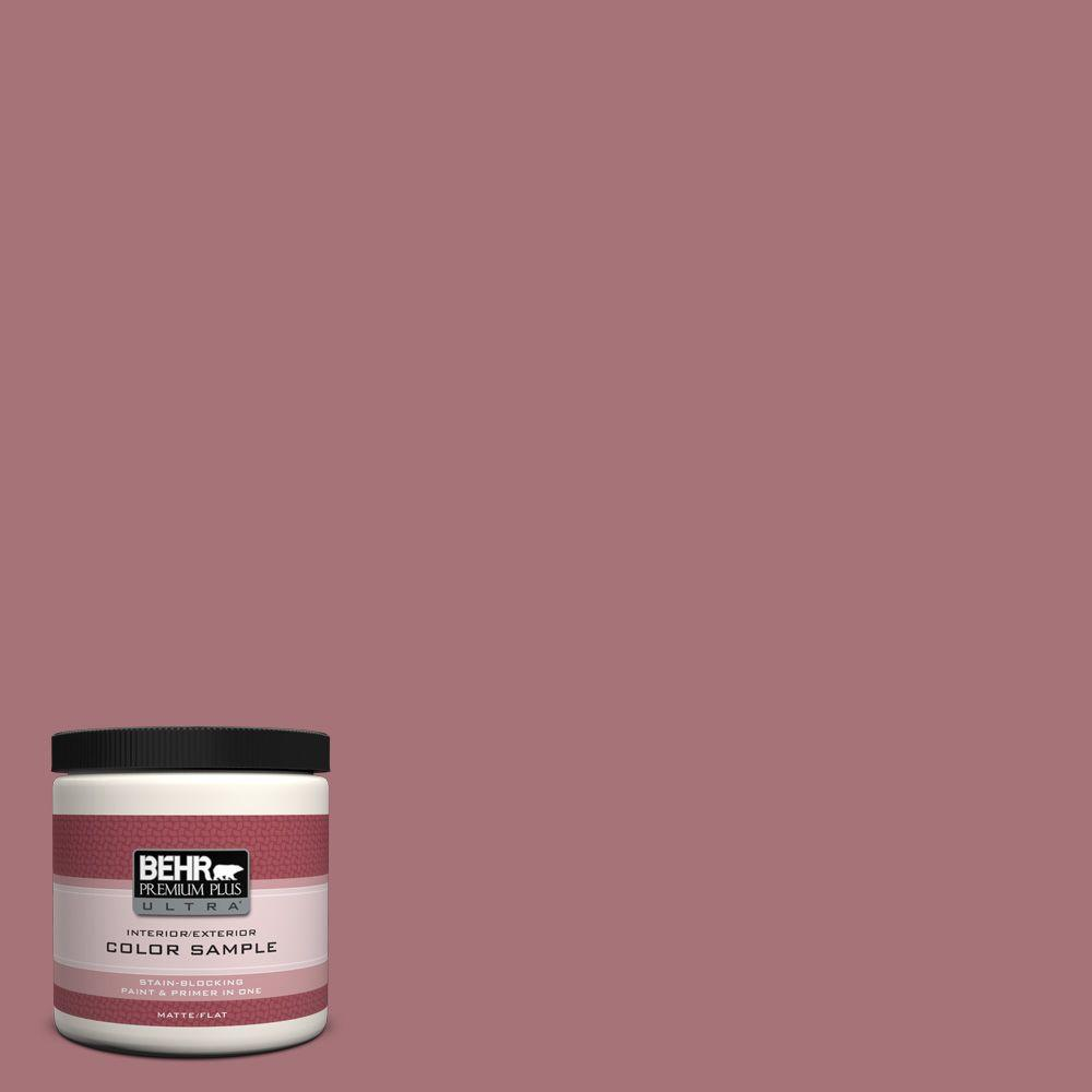 8 oz. #S130-5 Heirloom Rose Interior/Exterior Paint Sample
