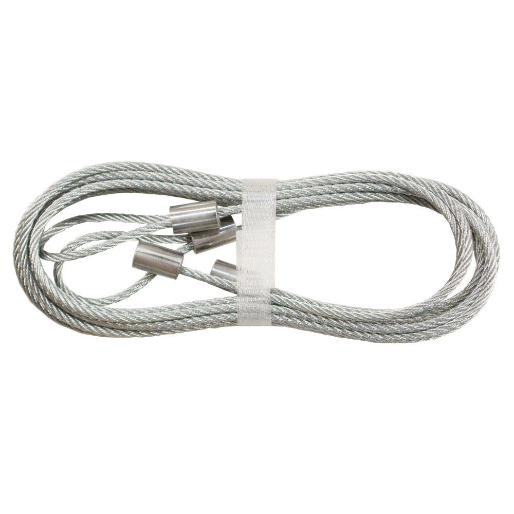 Everbilt 8 ft. Garage Door Safety Cable