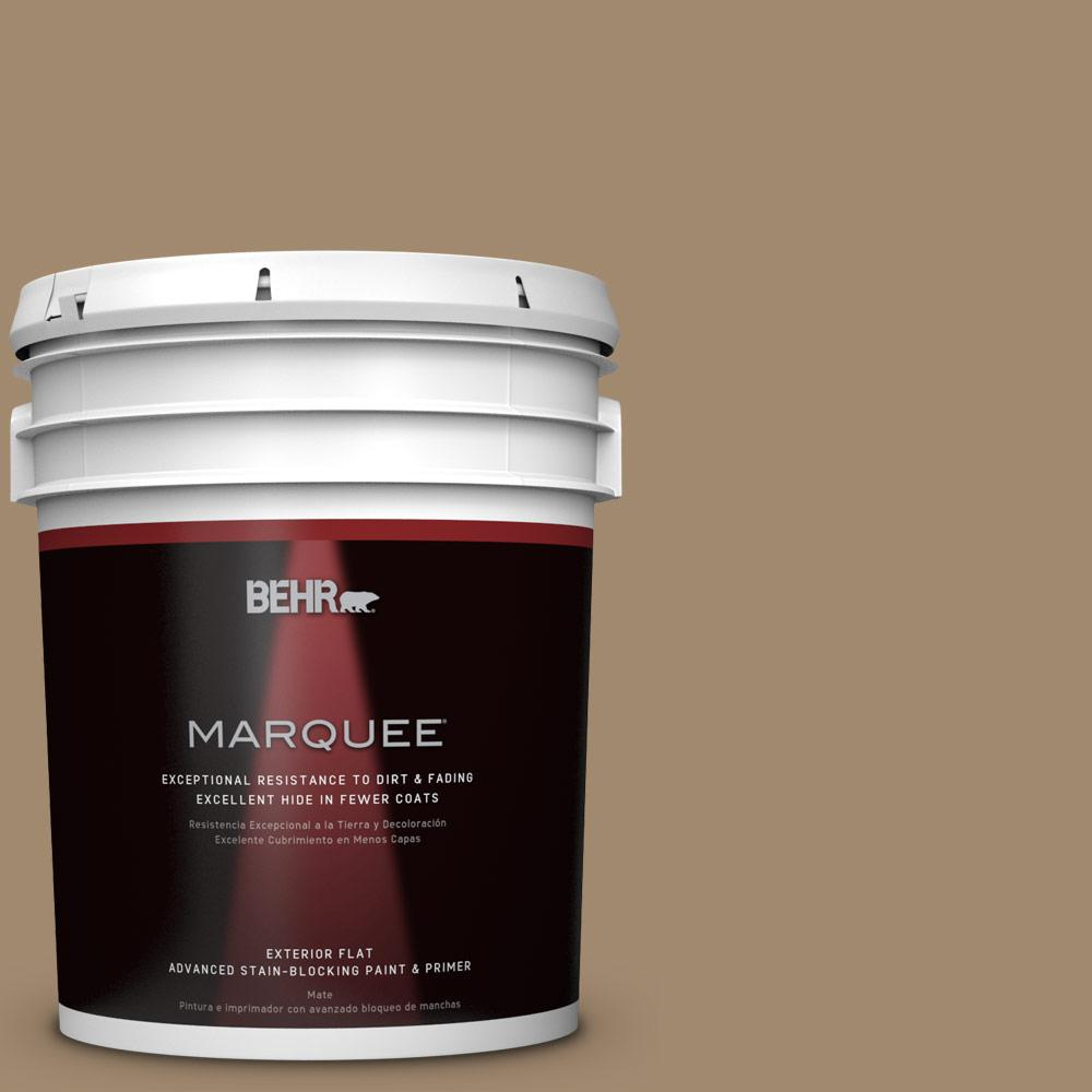 5-gal. #PMD-102 River Mud Flat Exterior Paint