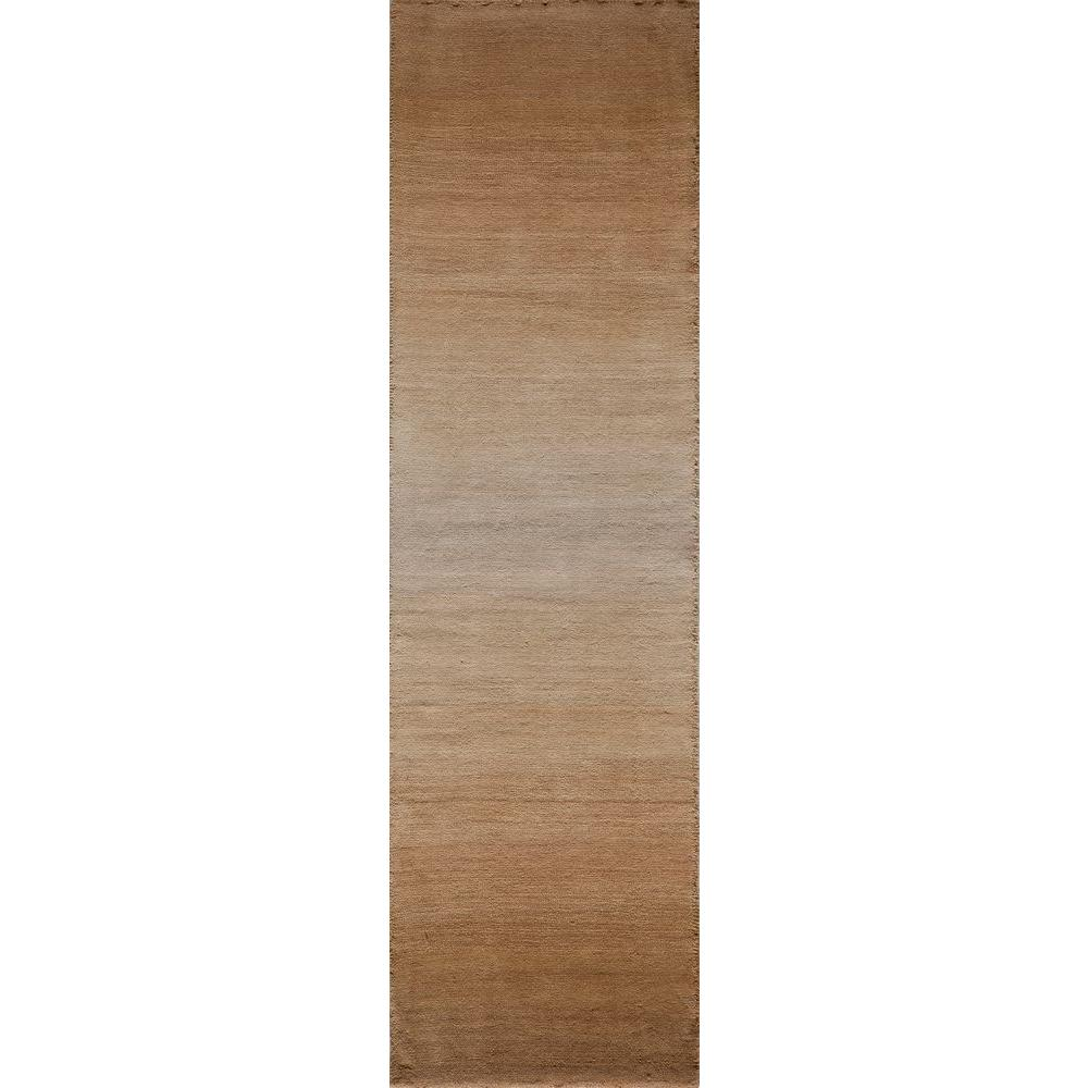 Momeni City Life Collection Light Brown 2 ft. 3 in. x