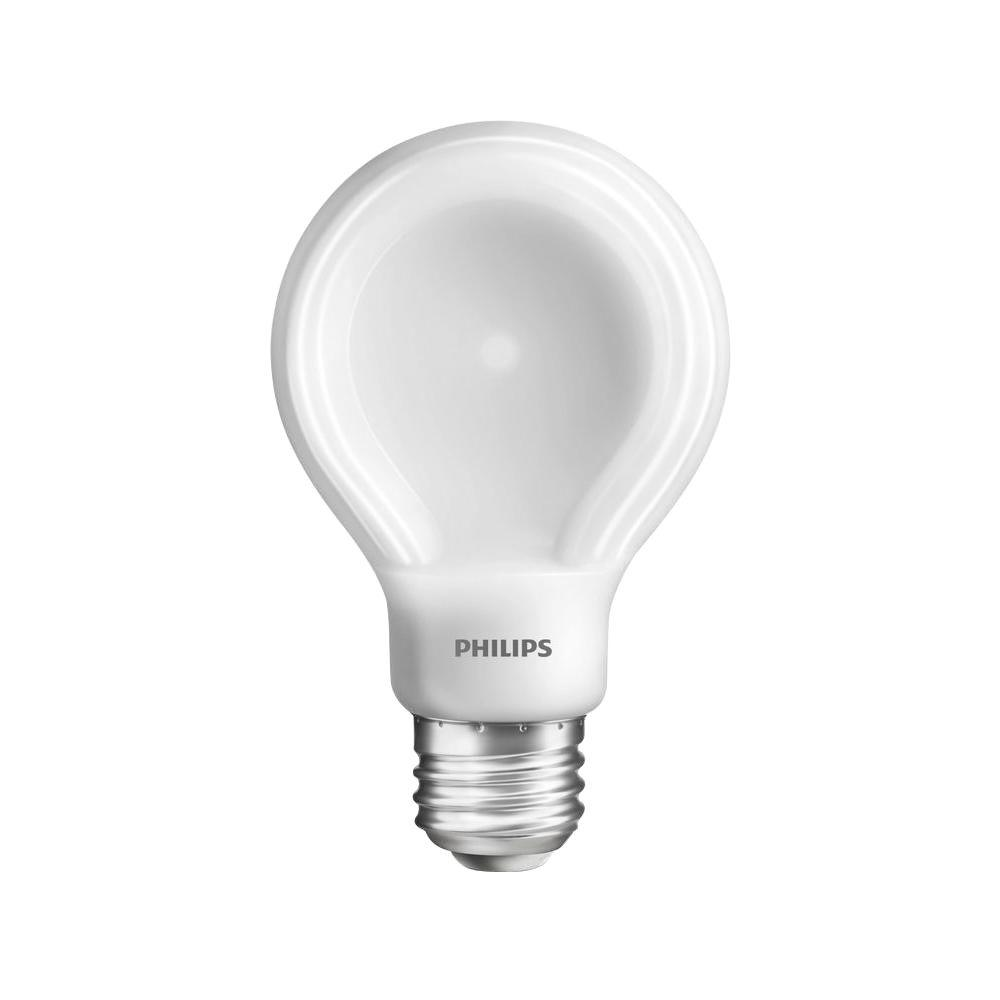 Philips SlimStyle 65W Equivalent Soft White A19 Dimmable LED with CRI