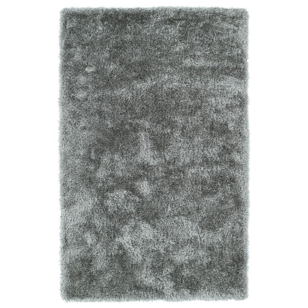 Posh Silver 5 ft. x 7 ft. Area Rug