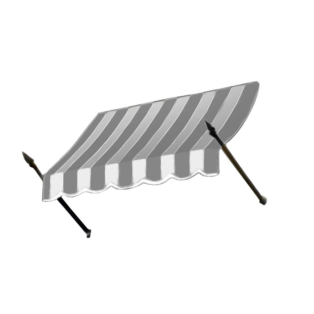 AWNTECH 10 ft. New Orleans Awning (56 in. H x 32