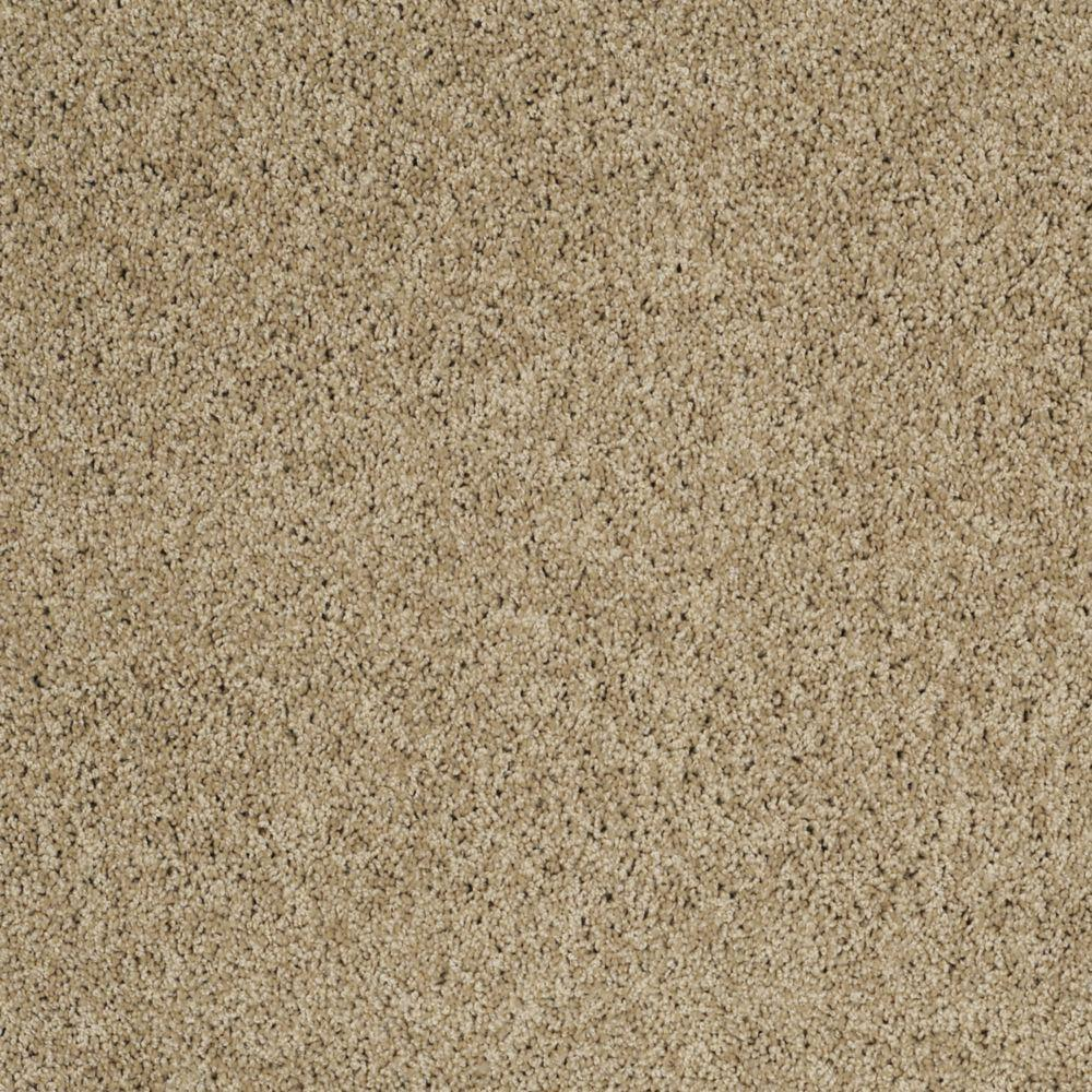 Martha Stewart Living Port Stanwick I - Color Nutshell 6 in. x 9 in. Take Home Carpet Sample-DISCONTINUED