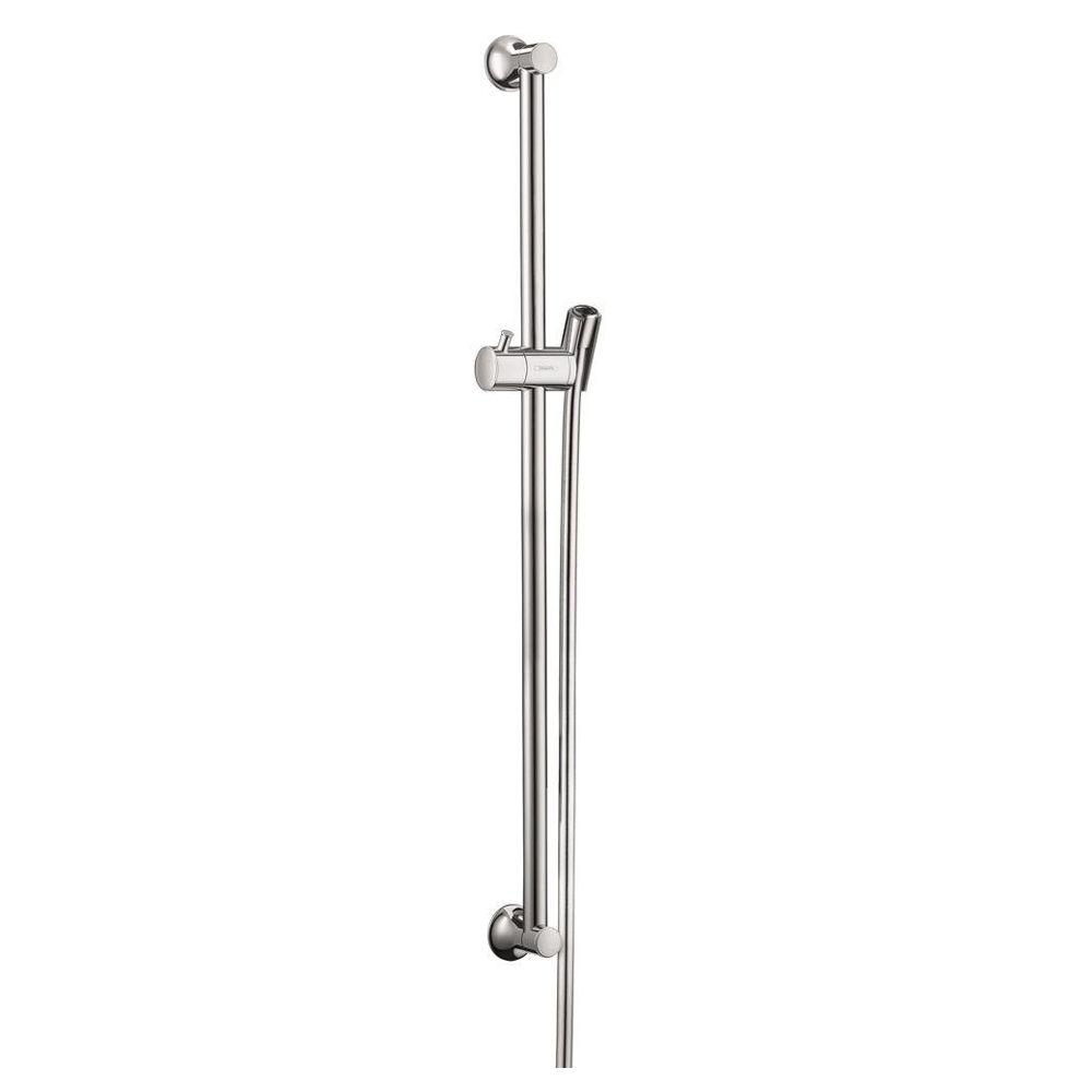 Hansgrohe Unica C 24 in. Wall Bar in Chrome