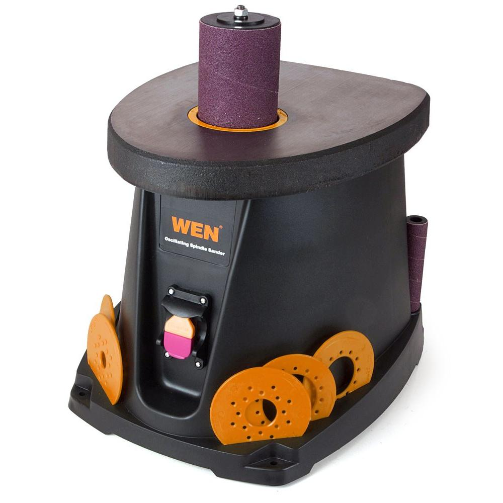 3.5 Amp 1/2 HP Oscillating Spindle Sander