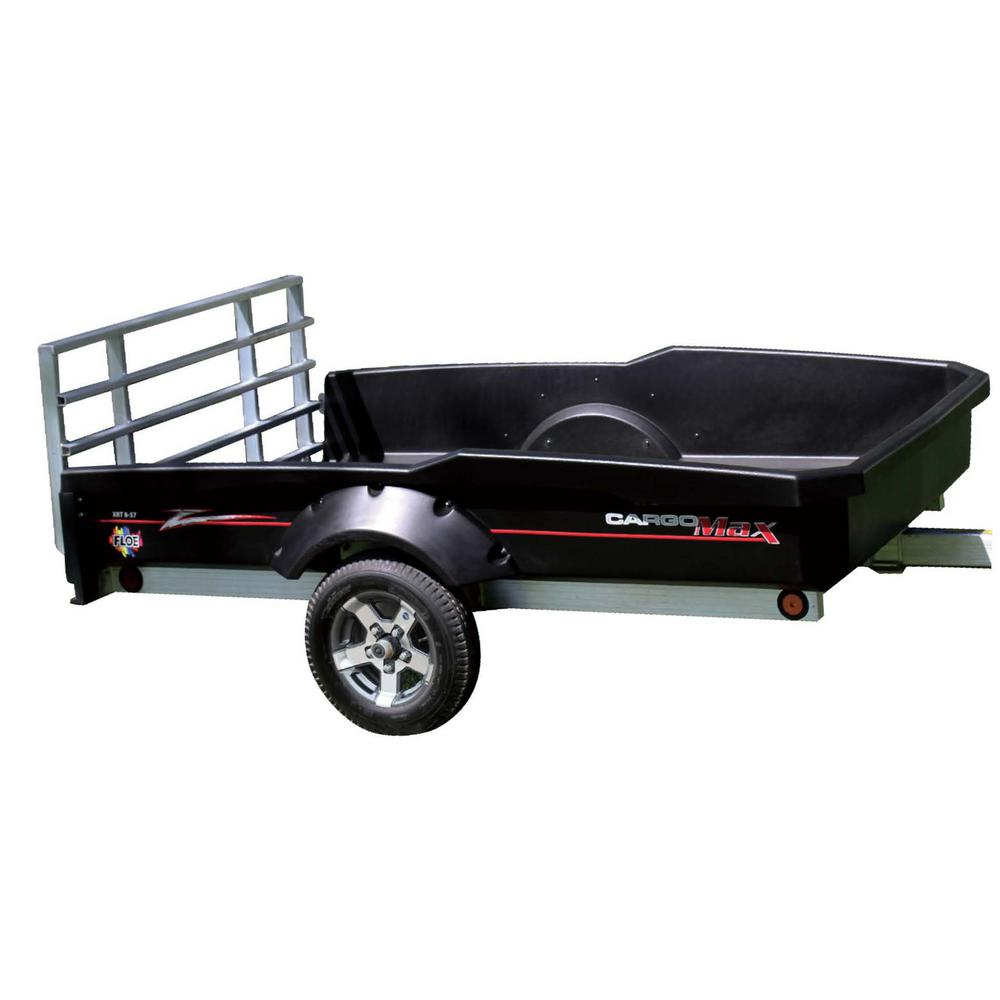 Cargo Max XRT 8-57 1800 lb. Load Capacity with Aluminum Mag