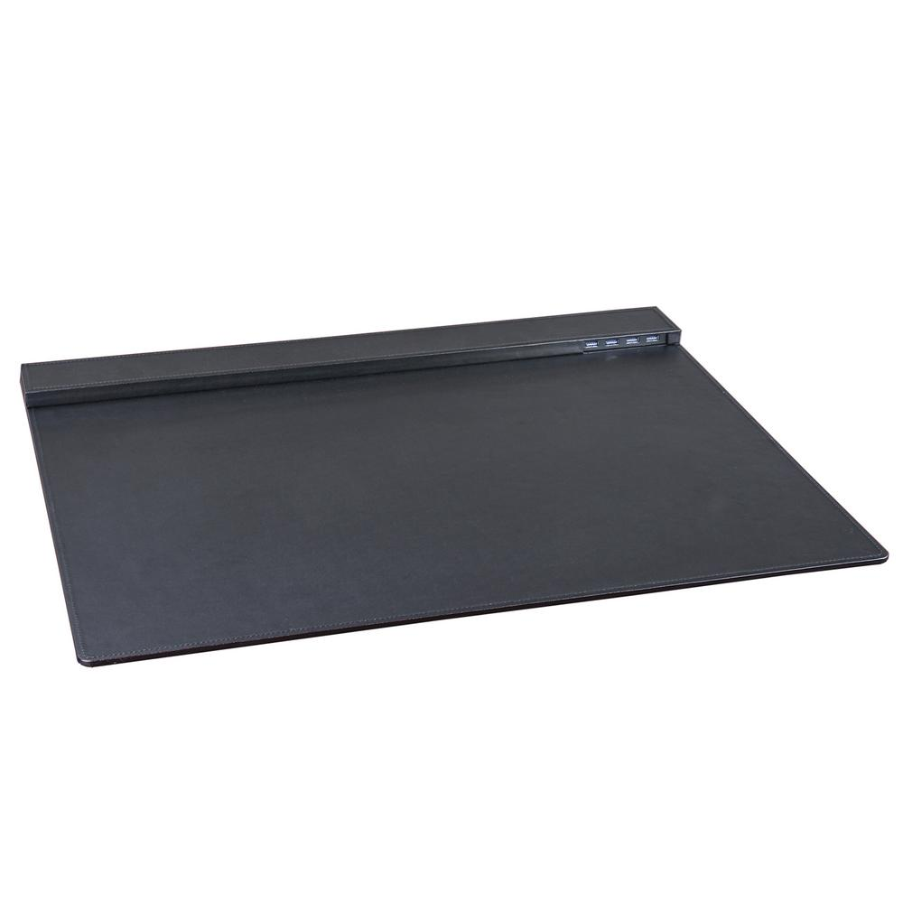 OMD, 17.25 in. x 25.5 in. 'Easy View' Desk Pad with,