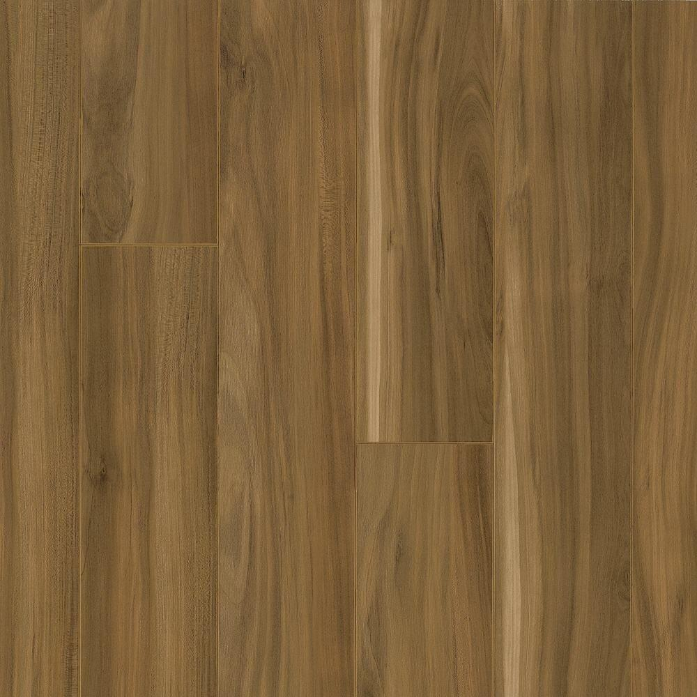 Bruce Fruitwood Spice 12 mm Thick x 4.92 in. Wide x 47-49/64 in. Length Laminate Flooring (13.09 sq. ft. / case), Light