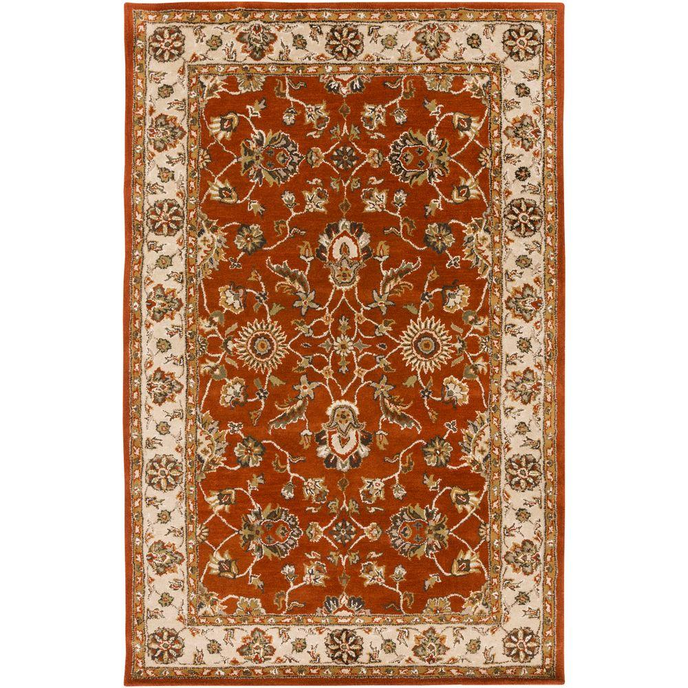 Middleton Charlotte Rust 2 ft. x 3 ft. Indoor Accent Rug