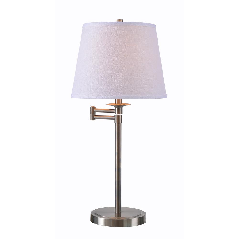 Sheppard 25 in. Steel Accent Lamp