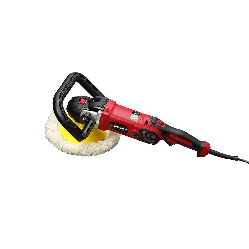 Shurhold Professional Grade Pro Rotary Polisher-3400 - The Home Depot