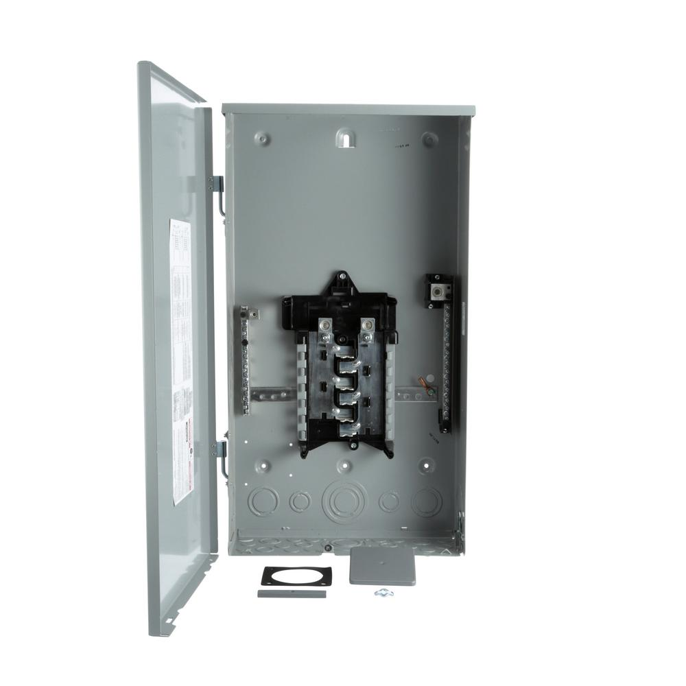 200 Amp 12 Space 24-Circuit Main Lug Outdoor Load Center