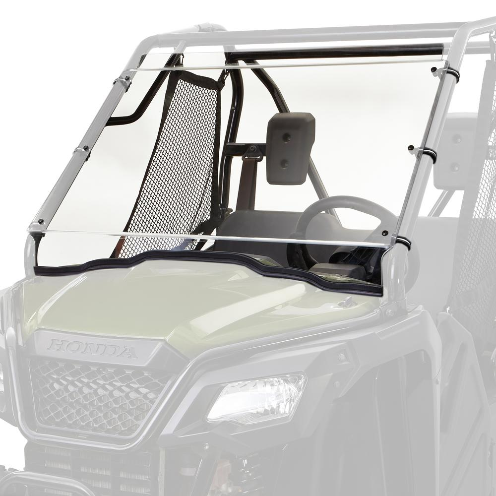Pioneer 500 Full Fixed Windshield (236HC)
