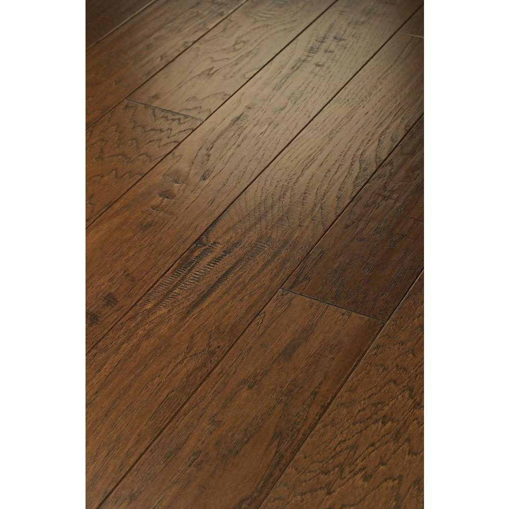 Shaw Western Hickory Weathered 3/8 in. Thick x 3-1/4 in. Wide