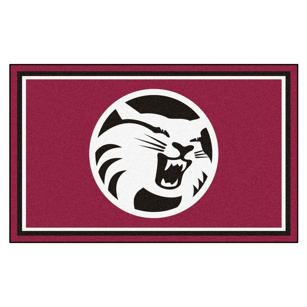 Fanmats Ncaa California State University Chico Maroon 3 Ft