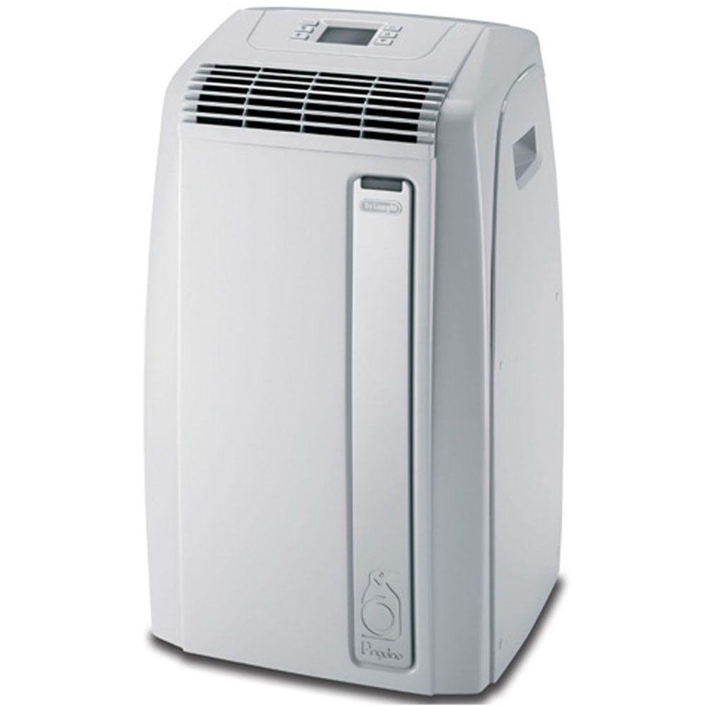 DeLonghi Pinguino A Series 13,000 BTU 115-Volt Air-to-Air Portable Air Conditioner with Heat Pump and Remote Control-DISCONTINUED