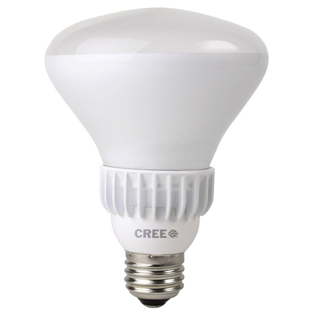 Cree 65W Equivalent Daylight (5,000K) BR30 Dimmable LED Floodlight Bulb