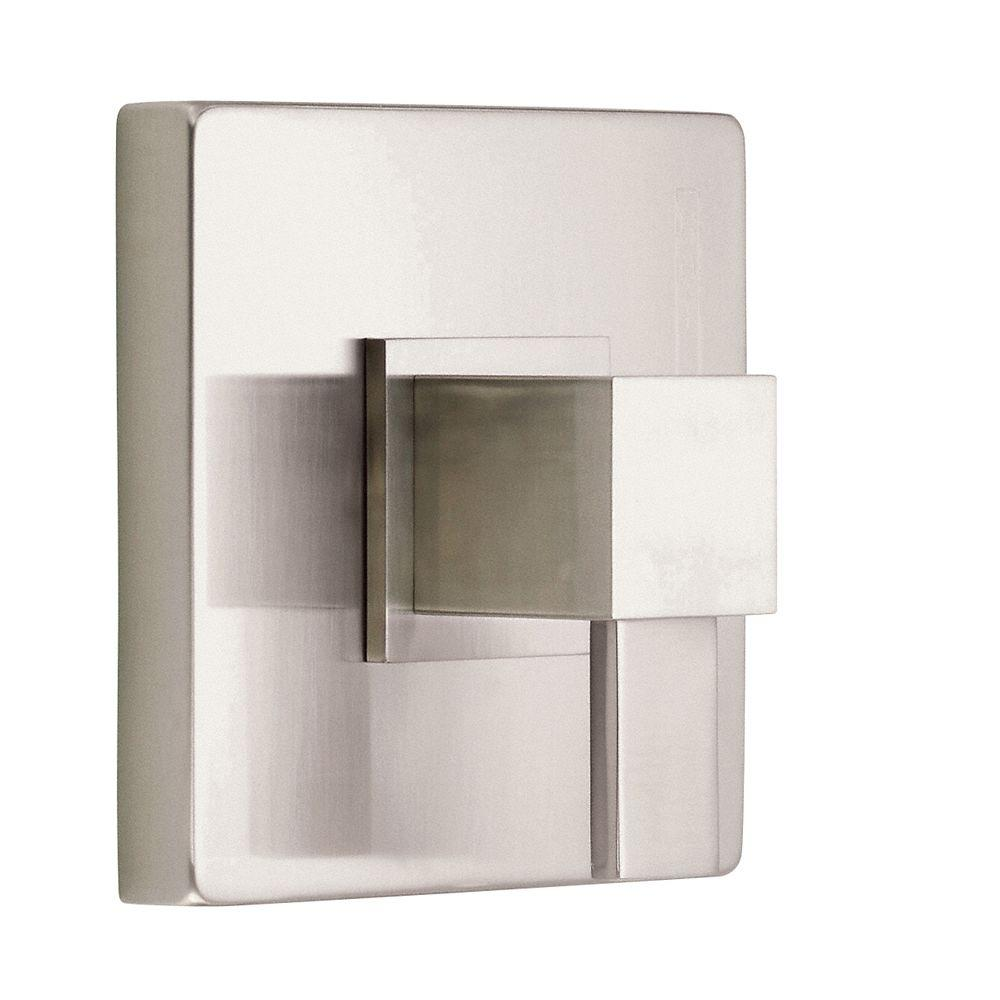 Reef Single Handle Valve Trim Only in Brushed Nickel (Valve Not