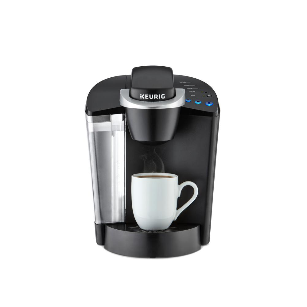 Classic Series K55 Coffee Maker in Black