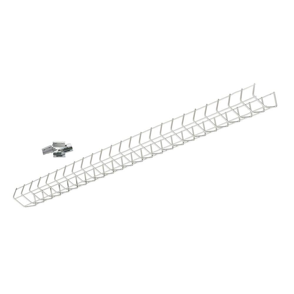 Lithonia Lighting 4 ft. Wire Guard for Z Series-WGZ48 - The