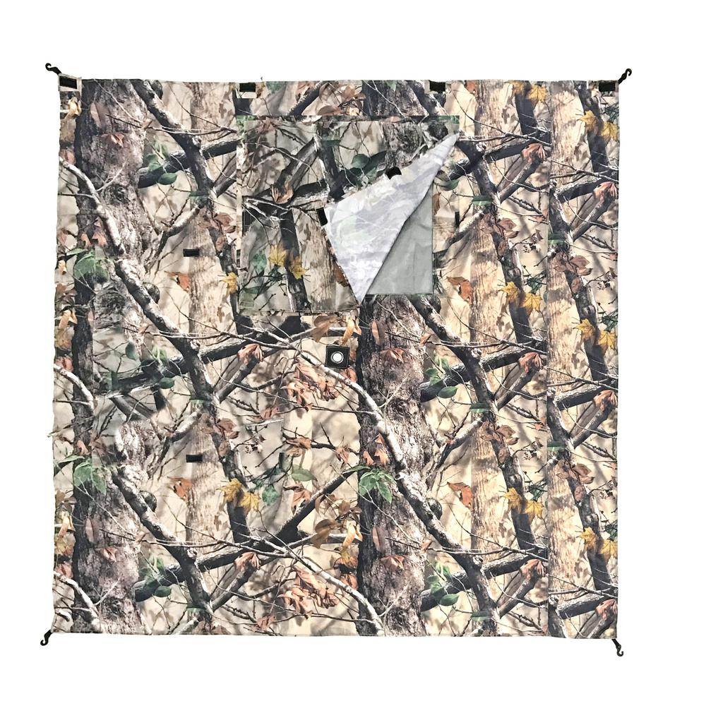Wind Panels for Escape - Camo (Pack of 3)