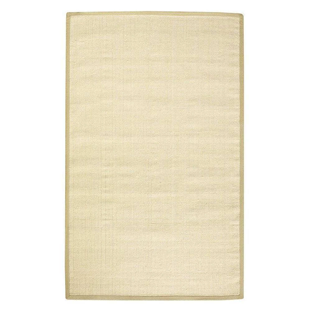 Home Decorators Collection Woolen Jute Natural 9 Ft 6 In