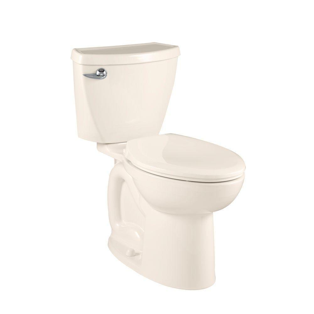 Cadet 3 Powerwash Compact Chair Height 2-piece 1.6 GPF Elongated Toilet