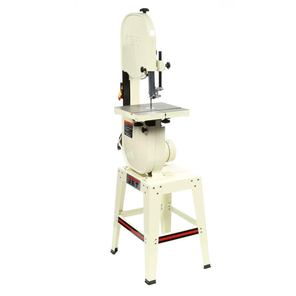JET JWBS-14OS, 14 in. Band Saw with Open Stand