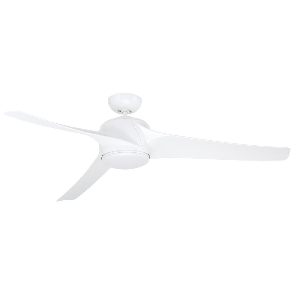 Luray Eco 60 in. Appliance White Ceiling Fan