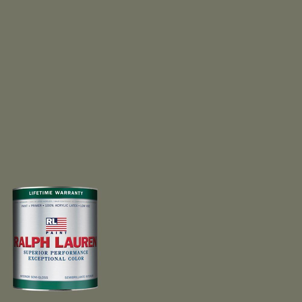 Ralph Lauren 1-qt. Campaign Semi-Gloss Interior Paint-RL1202-04S - The Home